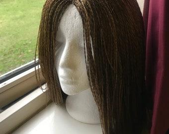 Micro Million Braid wig