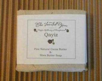 Qayiz (Sultry) Fine Natural Cocoa Butter & Shea Butter Soap