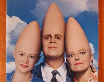 Coneheads (1993 film) Press Packet; Saturday Night Live