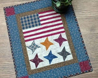 20% Off Sale Glory Be Patriotic Quilt