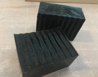 Activated Charcoal Detox Cleansing Bar