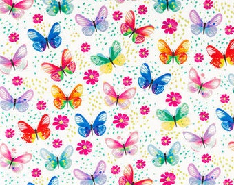 Shopping Cart Cover - Boutique Shopping Cart Cover for Baby Girl  - Butterfly - Butterflies