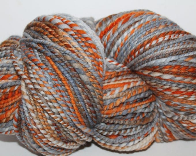 Handspun Merino Wool Yarn.  2ply DK Weight. Super Soft. 9.7oz/428yards