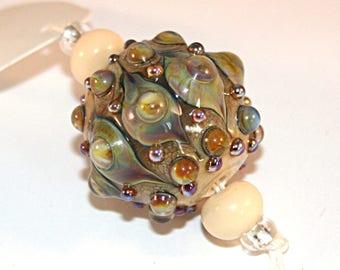 Lampwork  Art Jewelry by Jeanniesbeads #2369