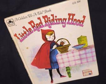 1964 Little Red Riding Hood Book