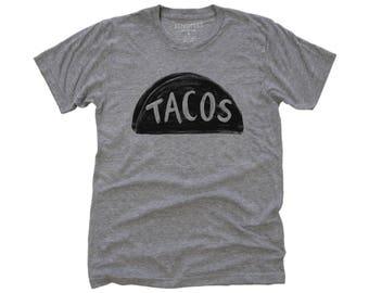TACO Lover T-shirt, mens t shirt, Father's day, funny men tshirt, boyfriend gift, husband gift, dad t-shirt, taco tuesday, birthday gifts