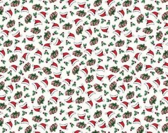 EXTRA20 20% OFF Riley Blake Designs Kewpie Christmas - Cream Dizzy