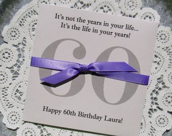60th Birthday - 60th Birthday Party Favors - Adult Party Favor Party - Favors 60th Birthday - 60th Birthday Decorations