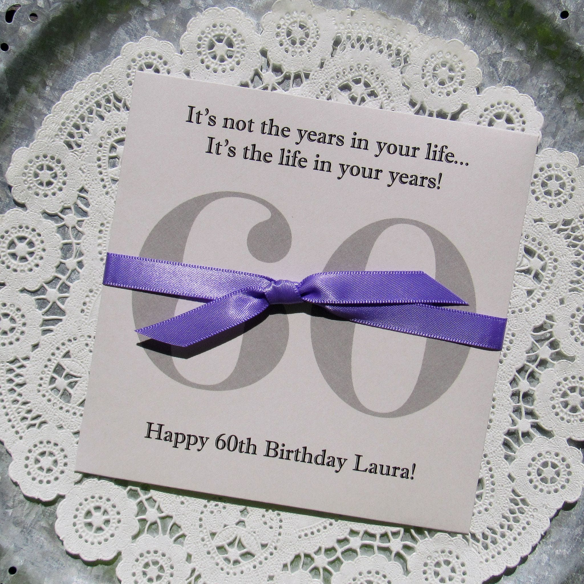 60th birthday 60th birthday party favors adult party favor. Black Bedroom Furniture Sets. Home Design Ideas
