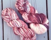 Slarty Bartfast - NEW hand dyed superwash Merino super soft wool blend sock yarn 462 yards 100 grams