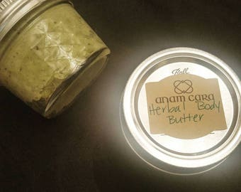 Herbal Body Butter