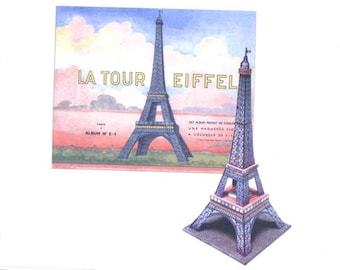 Build Your Own Eiffel Tower Kit (La Tour Eiffel)