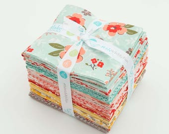 Sweet Prairie Fat Quarter Bundle by Sedef Imer (FQ-6540-21)