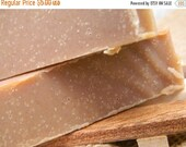 ON SALE Almond Honey Goats Milk Soap