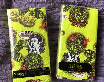 Zombie Snot Rags from Spirit