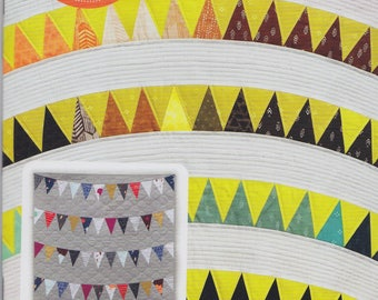 Latifah Saafir Studios Pickled Beets Quilt Pattern