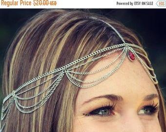 SUMMER SALE CHAIN Headpiece- head chain/ headpiece Sale reg 40