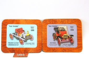Vintage Automobile Calendars