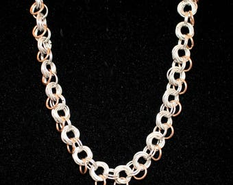 Mobius Chain Maille Choker