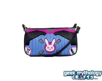 D Va Inspired Clutch Purse Hand Bag PRE-ORDER