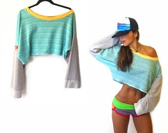 Beach Slouchy Off Shoulder Pull Over Tunic