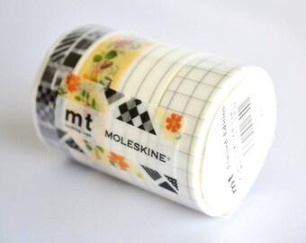 mt masking tape x MOLESKINE