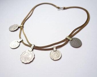 Specie Necklace