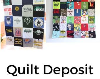 DEPOSIT - Custom Quilt for 2018