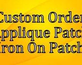 CUSTOM Order forRebecca
