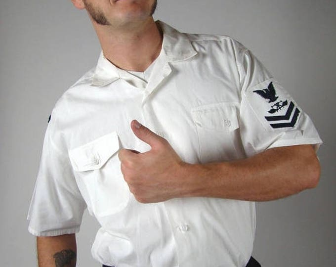 sale Sailor Hat, Naval Hat, White Sailor Hat, White Navy Hat, Military Hat, Dixie Cup Hat,Vintage Navy Hat,Military History,Navy History