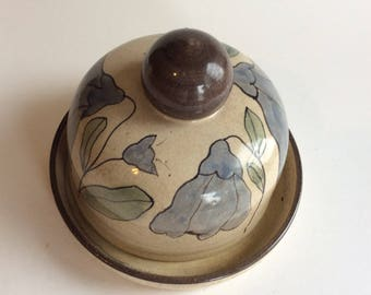 Vintage Pottery by Swanson, 1974, Covered Dish
