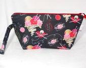 Knit to Live Beckett Bag - Premium Fabric