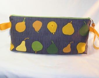 Pears on Slate Anna Clutch