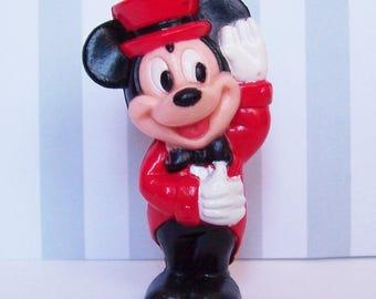 "Disney's Mickey Mouse PVC Figure 2 1/4"""