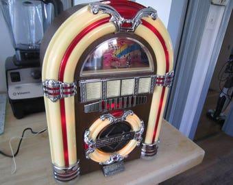 Thomas Collectors Edition Radio/Cassette Player Jukebox