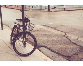 New Orleans Photography Bicycle Print French Quarter Photography Vintage Bicycle Photography Bicycle Art NOLa Art