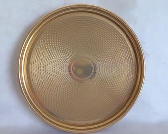 Vintage Kaymet Anodized Aluminum Tray