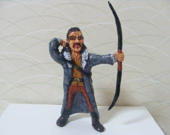 Bow-man of Lake Town Figurine *Made To Order*