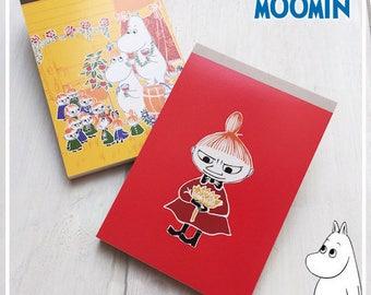 Little My & Moomins Notebooks (Mm-118)