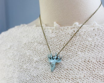 Festive Reindeer Pendant Necklaces