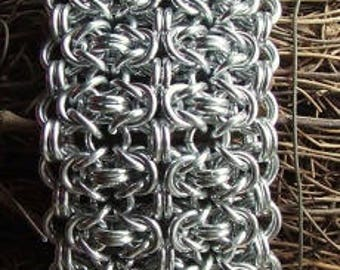 Chainmail Bracelet Silver