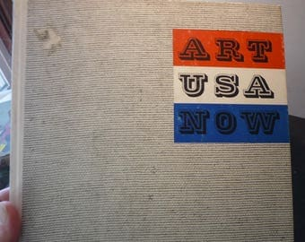 Art USA Now vol 2 1963 gift for art lovers