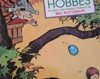 The Indispensable Calvin n Hobbs Collectors Books---Classic Childrens Book--40-70% off Patterns n Book SALE