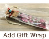 Plant stake Gift wrap, Premium gift wrapping service to add on to your order