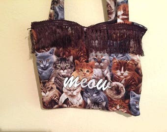 Cats' Meow Tote