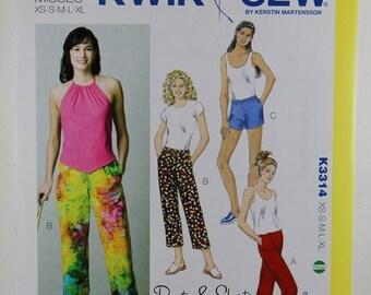 ON SALE Vogue 8724, Misses' Dress Sewing Pattern, Very Easy Dress Pattern, Custom Fit Sewing Pattern, Dress Pattern, Misses' Size 6 - 14, Un