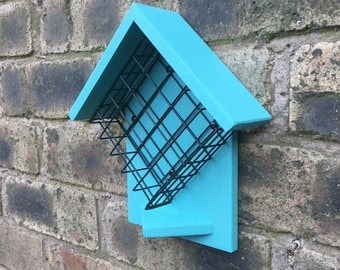 Suet Cake Bird Feeder