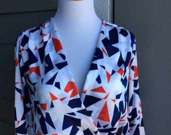 Vintage 4th of July Blouse