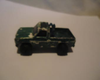 Vintage 1977 Hot Wheels Pickup Truck Toy by Mattel, collectable, made in Malaysia