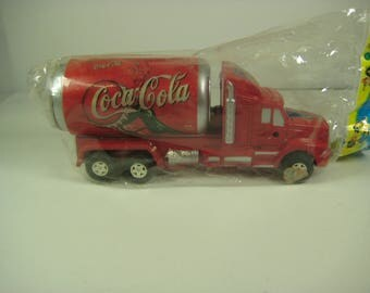 Vintage Coca Cola Toy Soda Truck No. 2376 New in Package